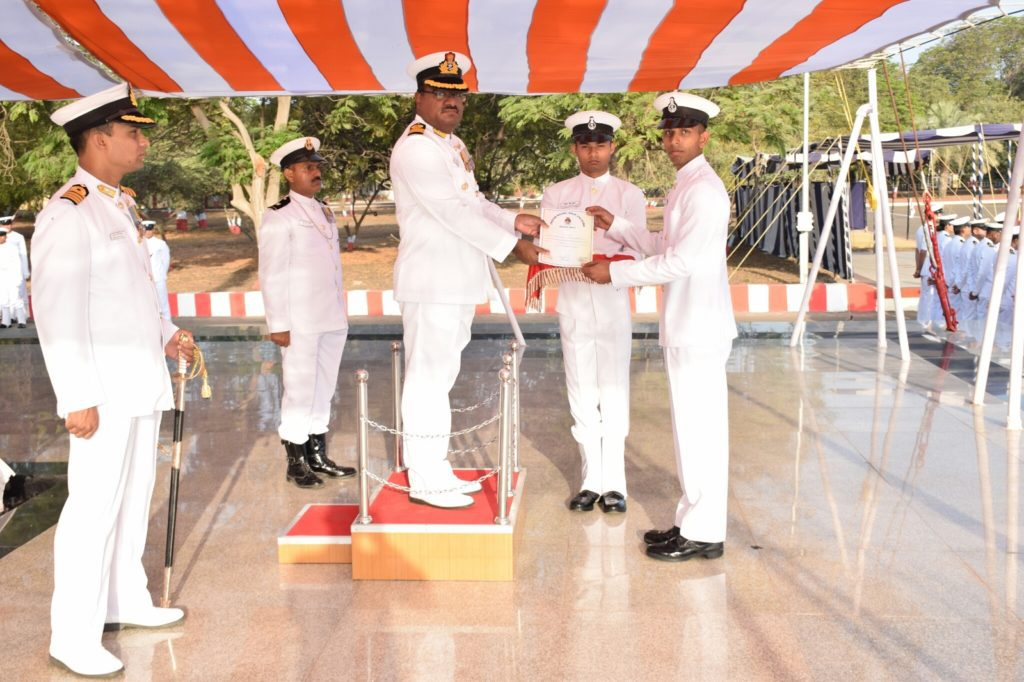 Onkar Singh Rana Recommended from 33 SSB Bhopal