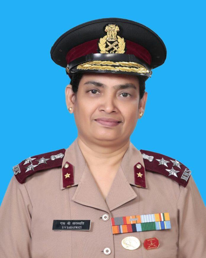 Brigadier S V Saraswati Florence Nightingale Award